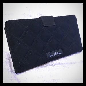 🌹VeraBradley - black wallet
